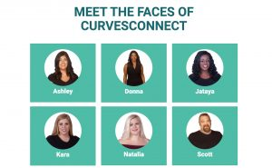 CurvesConnect users
